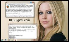 Página que emula ahora la interfaz de Windows 7 con las ventanas que se pueden arrastrar y con el botón de inicio.