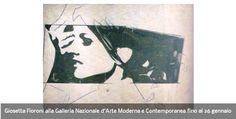 Giosetta Fioroni alla Galleria Nazionale d'Arte Moderna e Contemporanea fino al 26 gennaio
