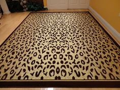 Amazing Animal Print Area Rugs | Zebra, Leopard, And Cheetah Rugs|