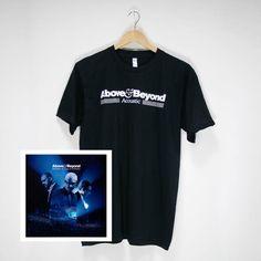 Above & Beyond Acoustic II Merchandise | Acoustic Black Tour T-Shirt & Acoustic II CD   #t-shirt #tour #2016 #CD #album #bundle #aboveandbeyond #ABAcoustic #AcousticII #merchandise #musiclabel #recordlabel #Anjunabeats #Anjuna