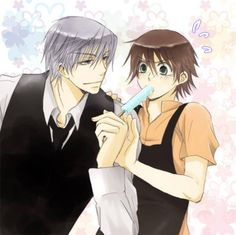 Junjou Romantica Usagi X Misaki