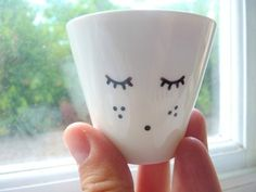 Petite tasse Lily