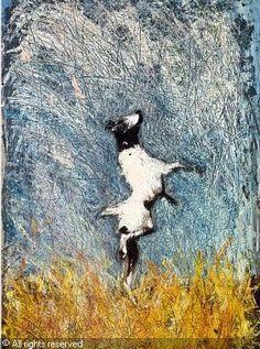 TRAMPEDACH Kurt - Dansende hund