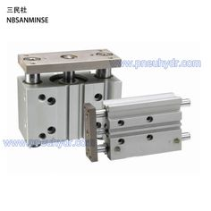 High Quality smc pneumatics, Buy Quality pneumatic air directly from China pneumatic air cylinder Suppliers: MGP 32-25 Compact Guide Cylinder SMC type pneumatic air cylinder High quality Cylinder SANMINSE Sanmin