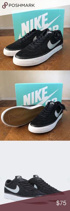 Nike BRUIN SB PREMIUM Men Suede Skateboarding Shoe NWT