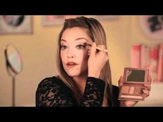 Benefit Cosmetics UK - Big Beautiful Eyes How To Tutorial