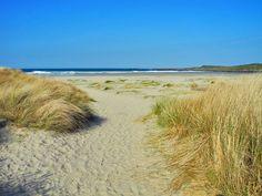 Sunny dunes in Machir Bay, Isle of Islay