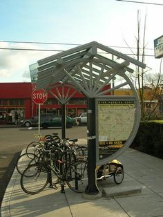 Bicycle Rack Manufacturers | Bicycle Parking | The City of Portland, Oregon