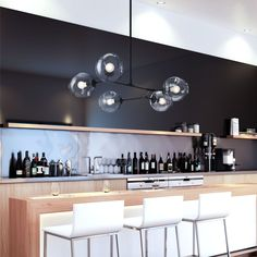 Zuo Modern Odense 56063 Kitchen Island Light - 56063