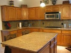Get unique #Kitchen #Granite #Countertops in MN, as Rock-Tops #fabricate your stone in-house, and install it according to the specific requirements.