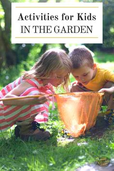 Cultivate a love of gardening in kids of all ages with garden activities for kids that you can do at home. Here are some fun ways to defeat boredom with enriching activities that will inspire little gardeners everywhere. Indoor Gardening Supplies, Container Gardening, Gardening Tips, Organic Vegetables, Growing Vegetables, Amazing Gardens, Beautiful Gardens, Farm Kids, Growing Greens
