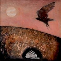 ~ Catherine Hyde - Against the Soft Dawn, 2014