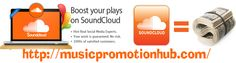 buy soundcloud plays	http://musicpromotionhub.com/