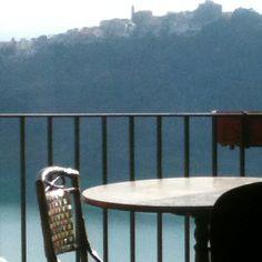 Lake Nemi near Rome