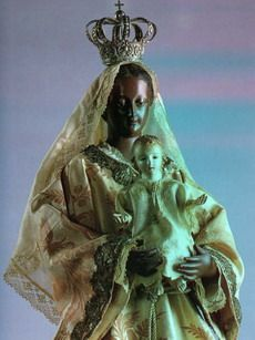 Nuestra Señora de Regla. La 'Virgen Negra' de Los Llanos.