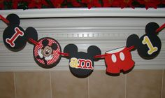 Hey, I found this really awesome Etsy listing at http://www.etsy.com/listing/119526322/mickey-mouse-high-chair-banner