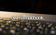 bucketlist, macbook air, buckets, check, dream