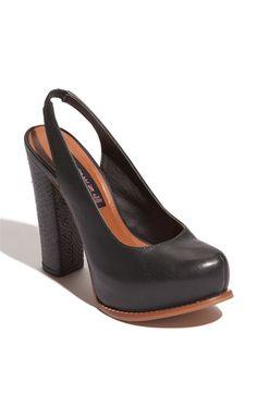 chunky heel, love!