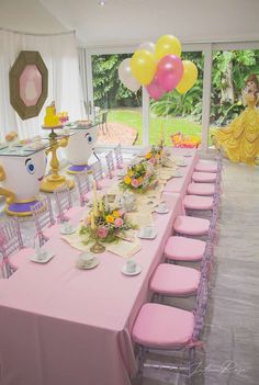 Belle Birthday Party Decorations Belle  Beauty And The Beast Birthday Party Ideas  Birthday Party