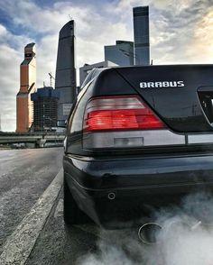 Mercedes W140 Brabus