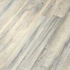Elesgo Wellness Grey Oak Flat Edge Laminate Flooring