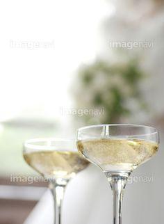 シャンパン - 写真素材