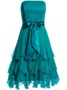 ok cant decide on colour for the bridesmaids. i want a blue/green shade. this is teal..