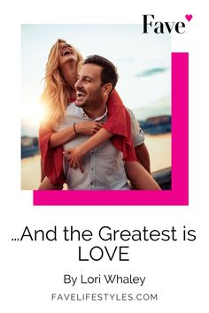 Of all of the human emotions, LOVE is the greatest bringing us joy, happiness, connections, families, relationships, friendships, bonds, affections, hugs, and so much more! | Fave Lifestyles | Doing Life Together | Mid Life Woman | Relationships | Lori Whaley Seasons Of Life, Practice Gratitude, Human Emotions, Excercise, Hugs, Life Is Good, Bond, Families, Friendship