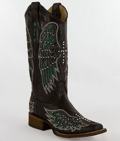 Corral Cross & Wing Cowboy Boot from Buckle. Saved to Epic Wishlist. Shop more products from Buckle on Wanelo. Cowboy Boots Women, Cowgirl Boots, Cowboy Hats, Cowgirl Style, Western Outfits, Western Wear, Next Boots, Cowgirl Dresses, Me Too Shoes