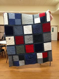 PugMom Quilts: Pat's Fifty Shades of Grey part 2