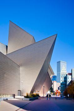 Museo de Arte de Denver, Estados Unidos