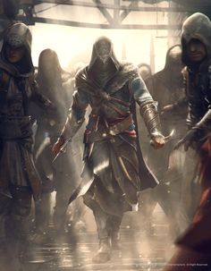 ArtStation - Assassin's Creed Revelations - The souk, Hugo Deschamps