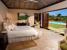 Let the view of exceptional mountain and ocean views be the first sights of your day in Jamaica