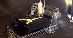 Impresora de pancakes ya existe - Mastrip.net