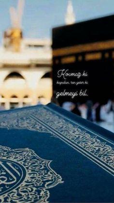 Islamic Posters, Islamic Quotes, Islamic Prayer, Islamic Art, Mecca Masjid, Missing Quotes, Allah Love, Hafiz, Allah Islam
