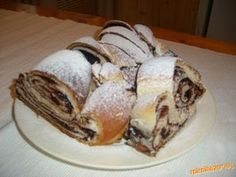 Pudingoš   Mimibazar.sk Czech Recipes, Sweet Desserts, Nutella, Pancakes, French Toast, Goodies, Food And Drink, Yummy Food, Sweets