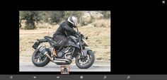 Updated #KTM 1290 #SuperDukeR spied; to comply with #EuroV norms