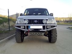 Kzj 95 Toyota Lc, Toyota 4runner, Pick Up 4x4, Toyota Land Cruiser Prado, Jeep 4x4, Diesel Trucks, Monster Trucks, Garage, Products