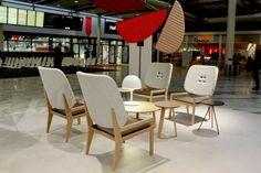 """Antropomorfo"" chair - Stockholm Furniture Fair"