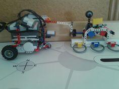 Preparándonos para la First Lego League. #FLL