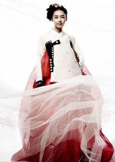 love these colors Korean Traditional Dress, Traditional Dresses, Korean Outfits, Korean Clothes, Vietnam Costume, Korea Dress, Modern Hanbok, Korean Wedding, Dress Attire