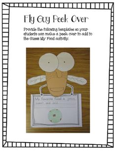 Finally in First: Fly Guy Obsession First Grade Themes, Book Costumes, Transitional Kindergarten, Kindergarten Language Arts, Man Crafts, Fly Guy, Library Activities, Media Literacy, First Grade Reading