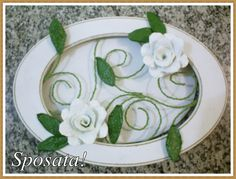 Eu Amo Artesanato: Quadro de flores de caixa de ovos