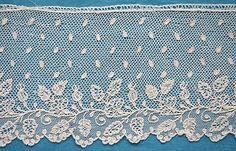 Alencon Lace Circa 1860