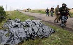 Crash du vol MH17 : les corps enlevés du site, ...