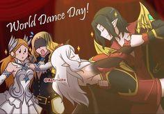 Dancing Day, Mobile Legend Wallpaper, Carmilla, Mobile Legends, Video Game, Memes, Bang Bang, Nintendo, Instagram