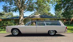 1963 Lincoln Continetal Sport Touring Wagon