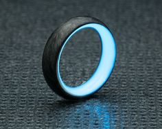 Our forged carbon rings offer a unique, modern take on the traditional wedding band. Please help us bring these rings to the world!