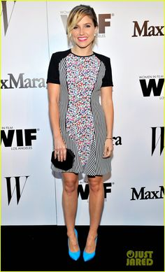 Sophia Bush Picks Up Coffee To Go After MaxMara Women in Film Event | sophia bush two events lunch day after 03 - Photo