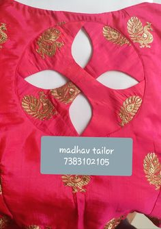 New Ideas Dress Pattern Indian Blouse Designs Kurta Designs, Sari Blouse Designs, Fancy Blouse Designs, Designer Blouse Patterns, Pattern Blouses For Sarees, Neck Designs For Suits, Designs For Dresses, Blouse Neck Designs, Blouse Neck Patterns